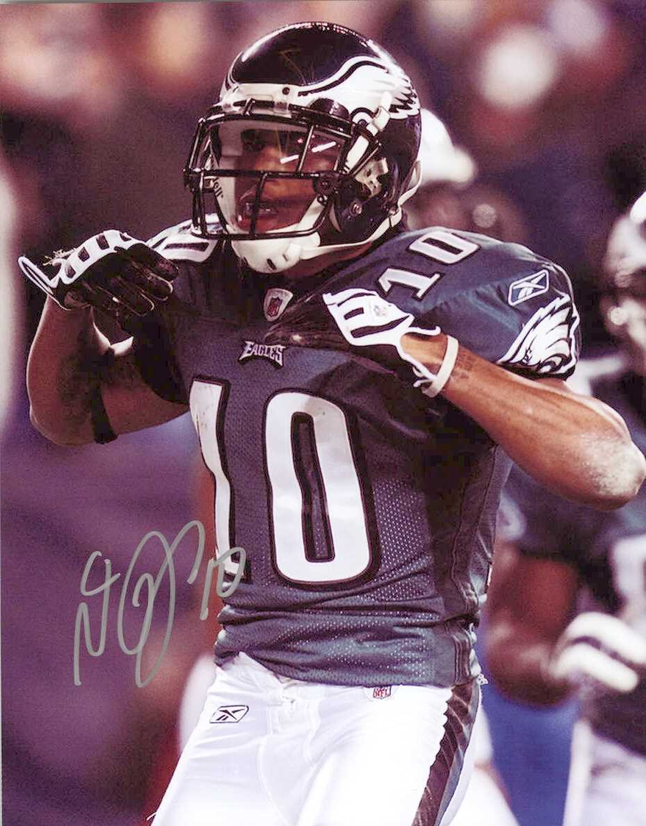 Primary image for DeSean Jackson Signed Autographed Glossy 8x10 Photo - Philadelphia Eagles