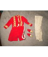 Vintage Barbie Doll Outfit - Arabian Nights Ken #0774 - 1964 BW Label - $25.00