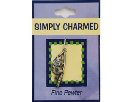 Quest Inc. Simply Charmed Fishing Charm