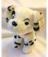 Disney 101 DALMATIANS Puppy Dog Plush 7 inches tall NEW TAG - $14.99