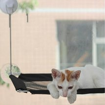 NACOCO Cat Window Perch Kitty Cot Cat Hammock Outside Seat with 4 Big Su... - $23.75