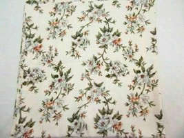 Waverly Carolina Gardens Floral 40 x 80 Drapery Panel - $32.00