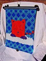 CAR ROLLER SHADE RETRACKABLE CHILDREN BABY SAFETY SLEEPY CAT REDUCE GLAR... - $4.99