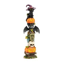 Department 56 Halloween Village Haunted Totem Pole Accessory #4047597 - ₨1,563.74 INR