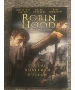 Robin Hood: The Rebellion (DVD, Includes Slipcover, Vision Films) NEW / ... - $9.99