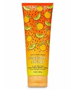 """Bath & Body Works """"SUN-WASHED CITRUS"""" Ultra Shea Body Cream 8 oz SOLD OUT!! - $29.00"""