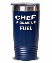 Chef Tumbler Pick-Me-Up Fuel Funny Insulated Double Wall Travel Thermos - $29.60