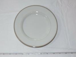 "Dansk Tivoli La Tulipe 1 Salad Bread Plate 7 1/8"" wide off white - $8.00"