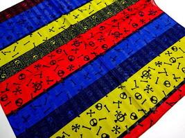 Vivienne Westwood Handkerchief scarf bandana Cotton Auth Collectable New - $25.74