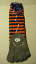 Ladies Toe Socks by Gold Medal, Gray Spider Design, Size 9-11, Brand New - $6.99