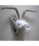 """Goat Trophy Head"" PDF Digital Craft Pattern By Jan Horrox - $10.00"