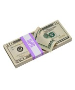 New Style $20 Full Print Prop Money Stack - $18.74+