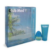 Club Med My Ocean Perfume By Coty 2 Piece Gift Set For Women - $19.11