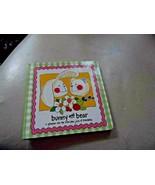 Vera Bradley Bunny and Bear Friendship Book - $5.25