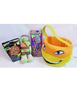 Nickelodeon Teenage Mutant Ninja Turtles gift toy LOT michelangelo TMNT ... - $0.98