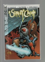 Scarlet Crush #2 - February 1998 - Awesome Comics - Sword - Stinsman, Ra... - $2.55