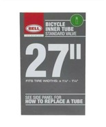"""27"""" Standard Valve Bicycle Tire Inner Tube 1-1/8""""- 1-1/4"""" Also Fits 700c... - $10.66"""