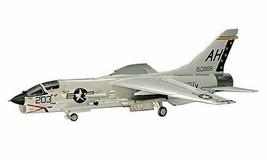 *Hasegawa 1/72 US Navy F-8E Crusader Model C9 - $11.15