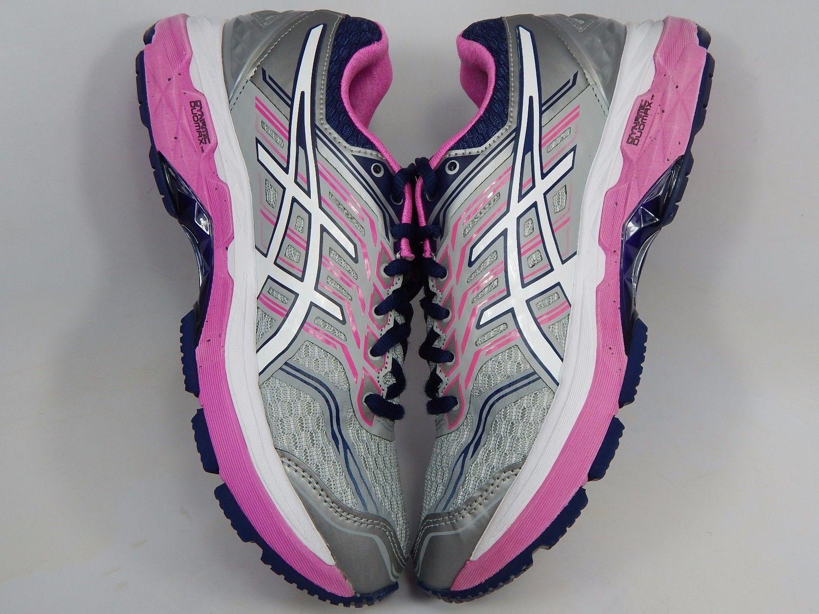 Asics GT 2000 v 5 Women's Running Shoes Size US 7.5 M (B) EU 39 Silver T757N