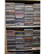 Lot of 10 Music CD's  (Artists    K-Z) - $39.99