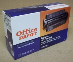 Office Depot Toner Cartridge Black Replaces HP C4096A - $35.19