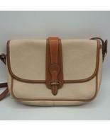 Vintage Dooney & Bourke Pebbled Leather Satchel Purse Duck - $49.49