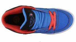 Etnies Disney Niños Rvm Vulc Azul Negro Zapatos image 6