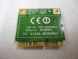 Acer T77H032.02 AR5BHB63 Aspire One 751H Wifi Mini PCI-E 802.11ABG Wireless Card image 2