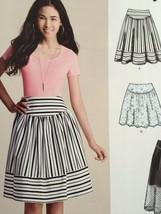 Simplicity Sewing Pattern 8057 Misses Skirt Size 14-22 New - $14.77