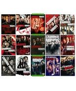 Criminal Minds Complete Series Season 1-15 DVD Set 1 Through 15 Brand New - $119.00