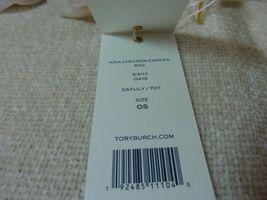 NWT Tory Burch Daylily Kira Chevron Small Camera Bag $358 image 12