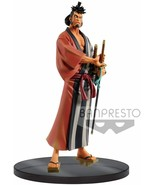 Banpresto Authentic One Piece DXF The Grandline Men Wanokuni Vol.4 Kinemon - $28.21