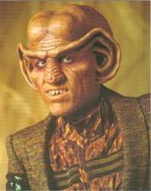 Star Trek Deep Space 9 Quark 8 x 10 Glossy Postcard 1993, NEW UNUSED Shi... - $4.99