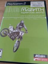 Sony PS2 Jeremy McGrath Supercross World image 1