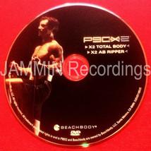 P90X2 - X2 TOTAL BODY + X2 AB RIPPER - DVD #4 Only- BRAND NEW (1 DVD) - $22.17