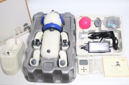 SONY Suntory Winning Item Magnum Dry ERS-311 B/C AIBO Virtual Pet Robot F/S - $3,841.20