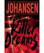 (Large Print) Killer Dreams Hardcover By Iris Johansen 2006 (Hardcover) - $26.99