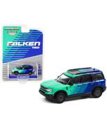 2021 Ford Bronco Sport Falken Tires Hobby Exclusive 1/64 Diecast Model C... - $32.13