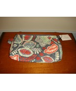 Vera Bradley Nomadic Floral Small Cosmetic Case - $25.99