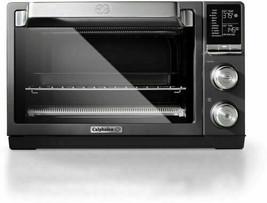 Calphalon Quartz Heat Countertop Oven, Stainless Steel, TSCLTRDG1 NEW SEALED