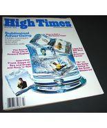 HIGH TIMES MAGAZINE Mar 1980 Subliminal Advertising Frank Zappa Howard H... - $16.99