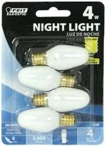 Feit Electric 4W White Night Light (24 Bulbs Total) - $12.49