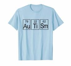 Teacher Style - periodic elements autism t-shirt men women kids Men - $19.95+
