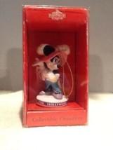 Schmid Porcelain Disney - Hollywood Minnie Mouse - Hooray for Hollywood - MIB - $15.95