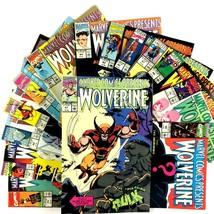 Marvel Comics Presents 14 Comic Book Lot Wolverine Ghost Rider Hulk Dare... - $21.73