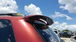 04-10 Toyota Sienna Wing Air-Flow Pedestal Rear Spoiler image 5