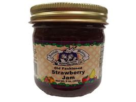 Amish Made Strawberry Jam- 9 oz - 2 Jars - $15.88