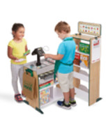 MELISSA & DOUG Fresh Mart Grocery Store Play Set 9340 **SOLD OUT-WE HAVE... - $149.99