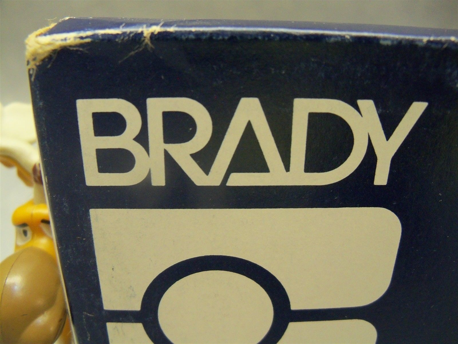 """Brady #9 3450 Series Repositionable labels 3450-9 34509 numbers 3"""" H Lot of 150"""