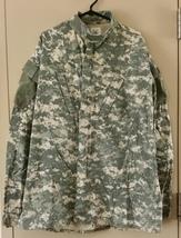 Us Army Acu Large Xx Long Coat (Used) - $28.00